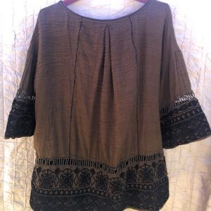 Urban Outfitters Tops - Urban Outfitters Tunic Top